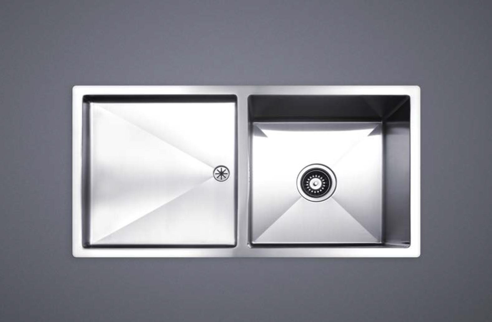 سینک ظرفشویی توکار استیل مس مدل 40T تک لگن